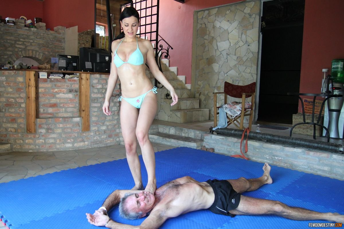 Female domination ball busting no payment-4853