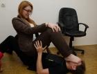 office-foot-fetish