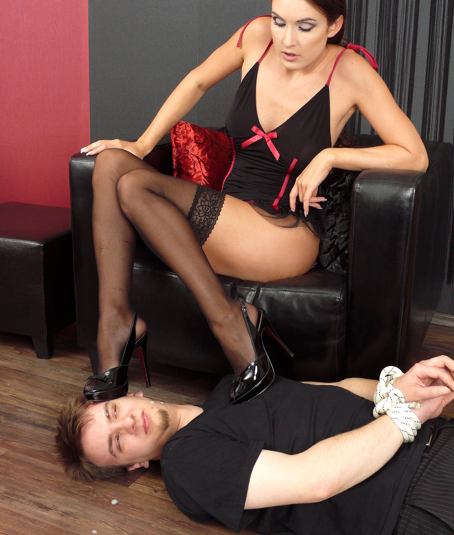 Cuckolded by Mistress T and Shane Diesel  XNXXCOM