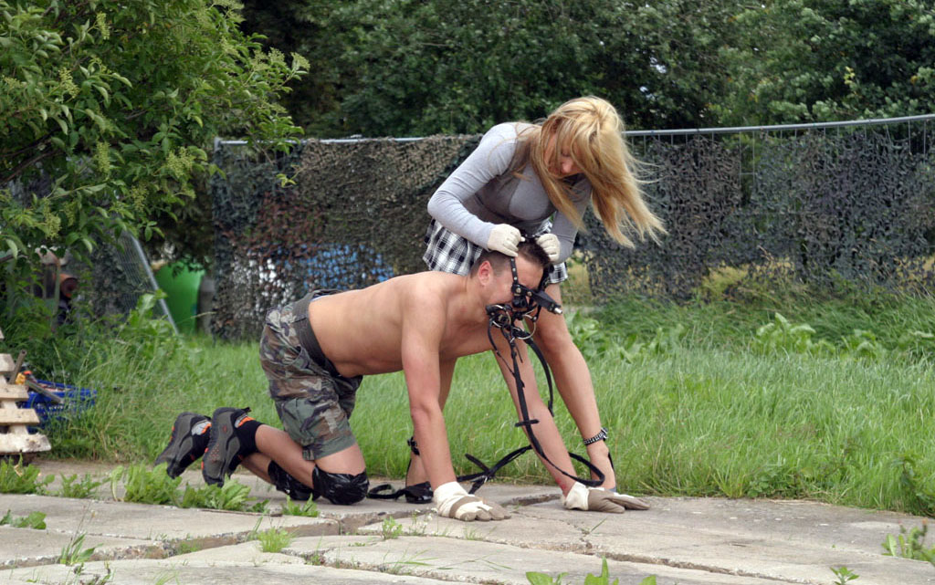 Female domination of submisive husbands-2264