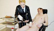 medical femdom torture