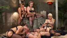 group femdom