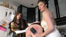 femdom maid training