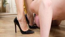 trampling mistress
