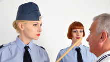 femdom police