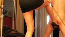 ballbusting mistress