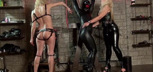 Pic Femdom dungeon