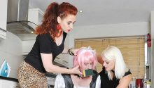 Mistresses training sissy servan