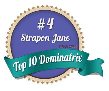Strapon Jane personal page