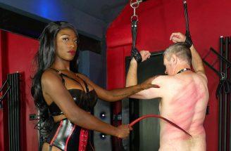 Mistress Foxx femdom torture