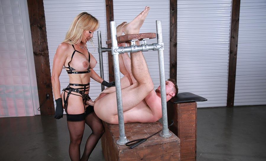 cruel anal female domination sex