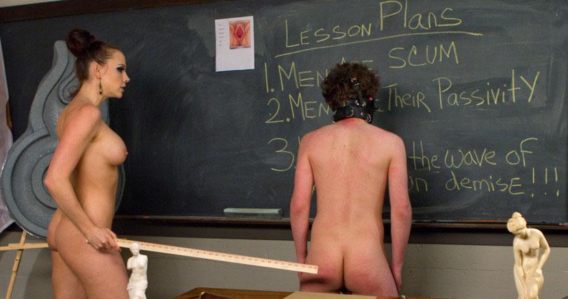 femdom lesson