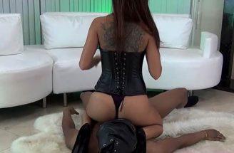 femdom butt worship