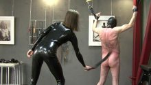 Female Whipping Male