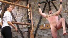harsh male punishment