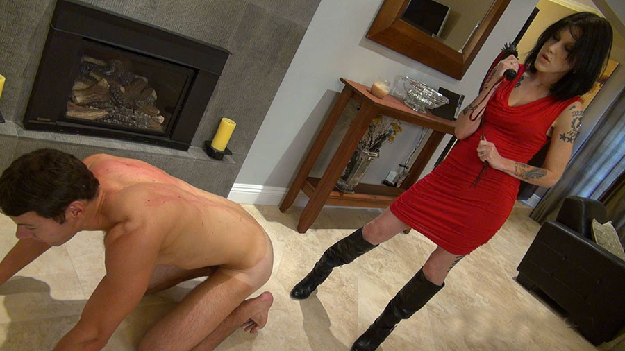 femdom whipping torture