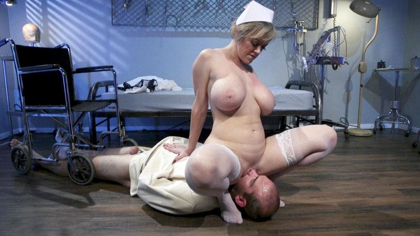 facesitting doctor