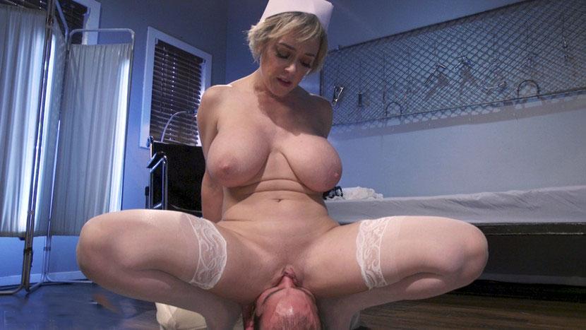 Mistress Smothering