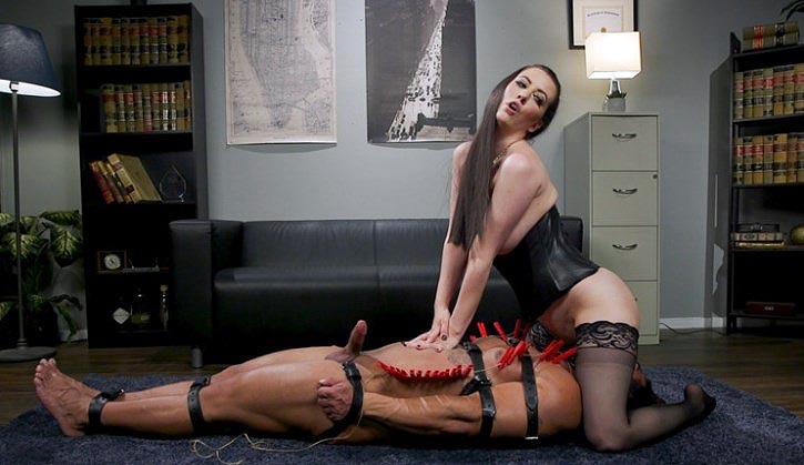 facesitting femdom humiliation