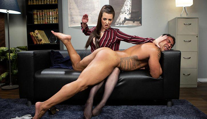spanking femdom supremacy